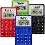 Mini Flexible Calculators